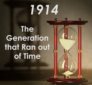 1914 the generation that ran out of time
