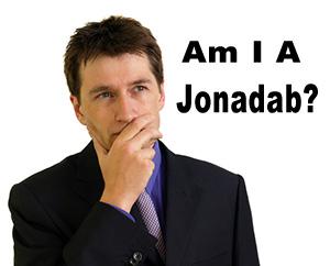 Am I a Jonadab?